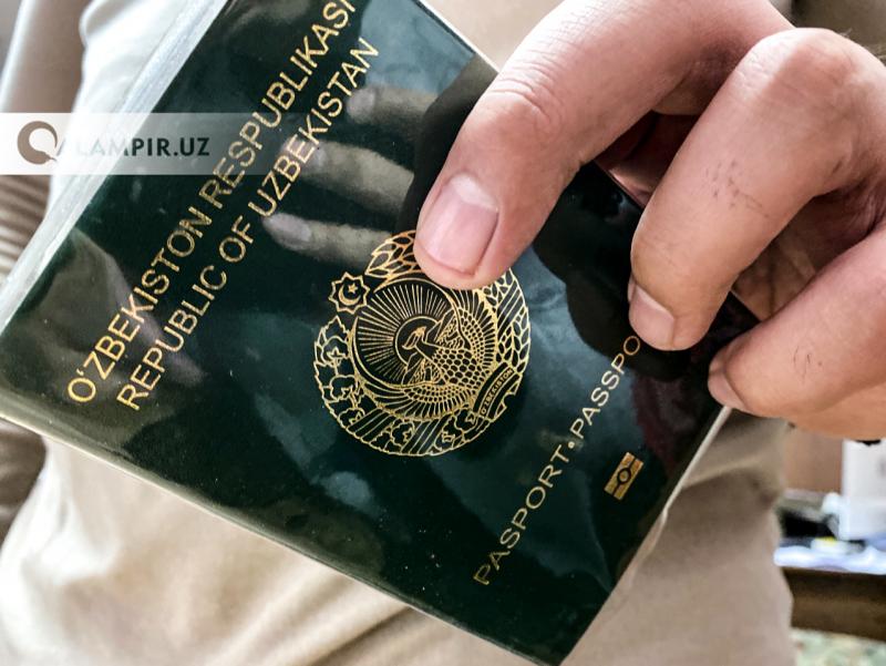 16 ёшга тўлмаган битирувчиларга паспорт олишда енгиллик берилади