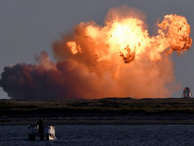 АҚШда SpaceX`га қарши суриштирув бошланди