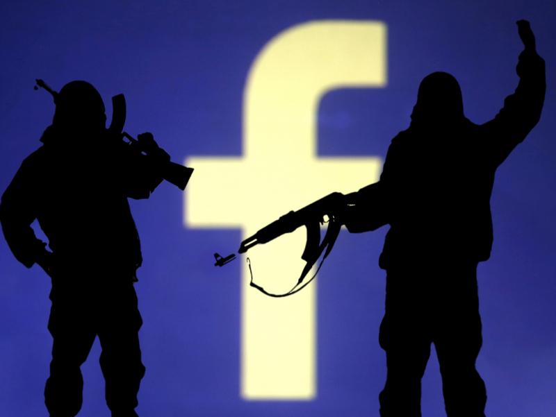 """Britaniya razvedkasi Facebook'ni terrorchilar bilan """"osh-qatiqlikda"""" ayblamoqda"""