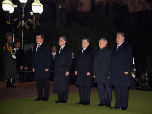 Президентлар Ислом Каримовни хотирладилар