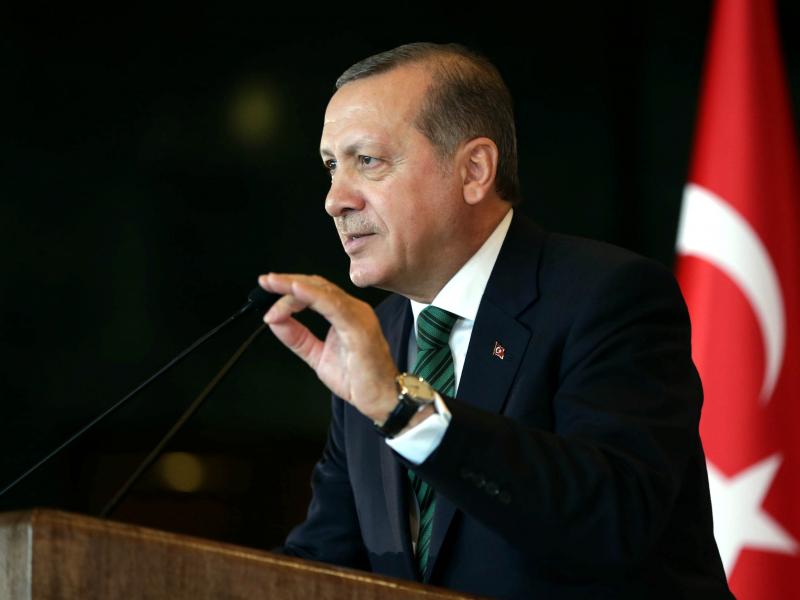Эрдўған Туркия Конституциясини янгиламоқчи
