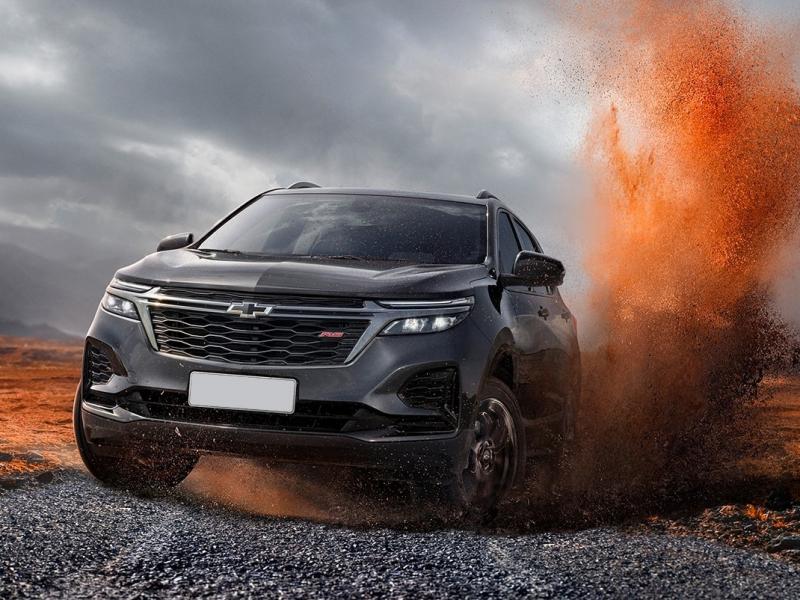 Янгиланган Chevrolet Equinox ва Tracker нархи эълон қилинди