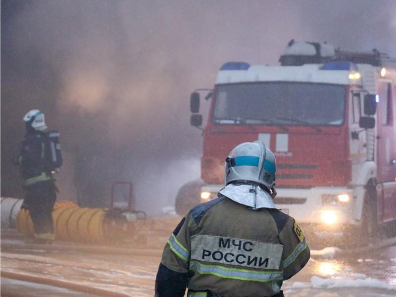 Москва марказидаги шифохонада ёнғин чиқди
