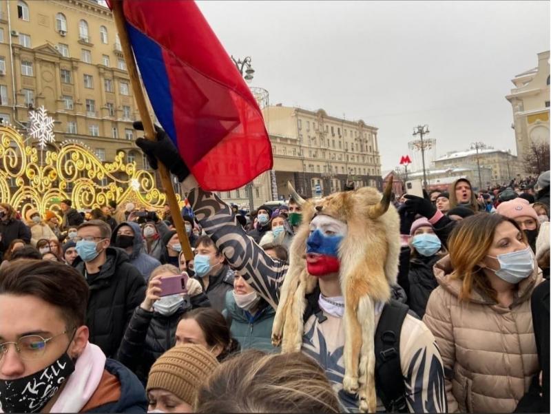 Rossiyadagi namoyishlar MDHdagi vaziyatni beqarorlashtirish uchun uyushtirilganmi?