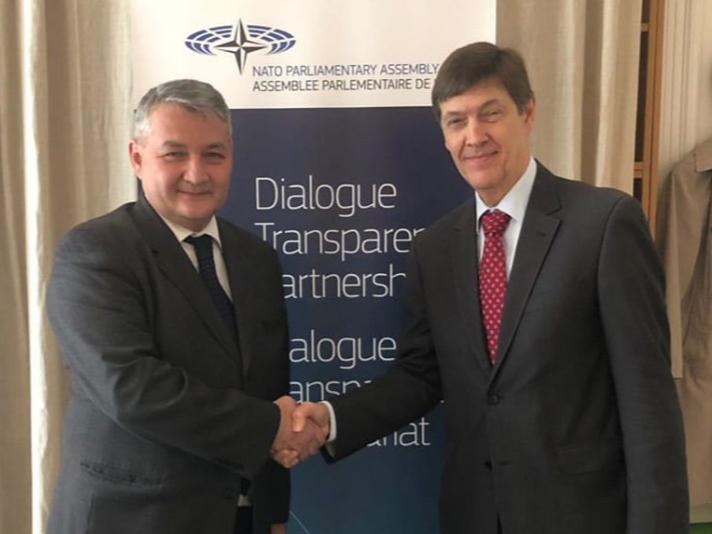 Ўзбекистонга НАТО делегацияси келади