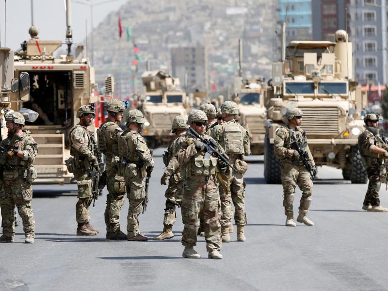 AQSH Afg'onistonda mingga yaqin askarini qoldirmoqchi. Muddao nima?