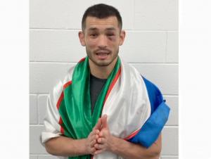 Маҳмуд Муродов UFC'даги ғалабасини Президент Мирзиёевга атади