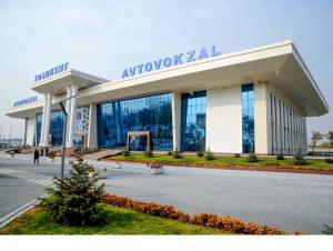 Zamonaviy, qulay va xavfsiz avtobuslarga to'la Toshkent avtovokzali (fotoreportaj)