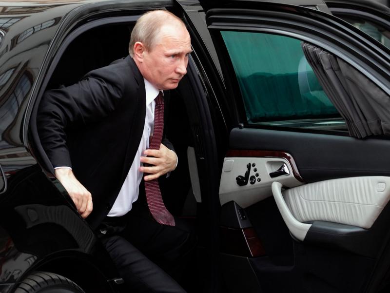 Путинни Киевга таклиф қилиш нотўғри – Ермак
