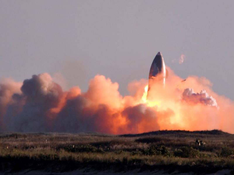 Ilon Mask Starship kosmik kemasiportlashi sababini ma'lum qildi