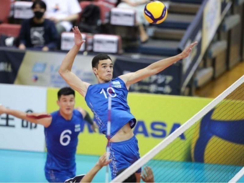 Волейбол: Ўзбекистон Осиё чемпионатида медаллар учун курашдан чиқди