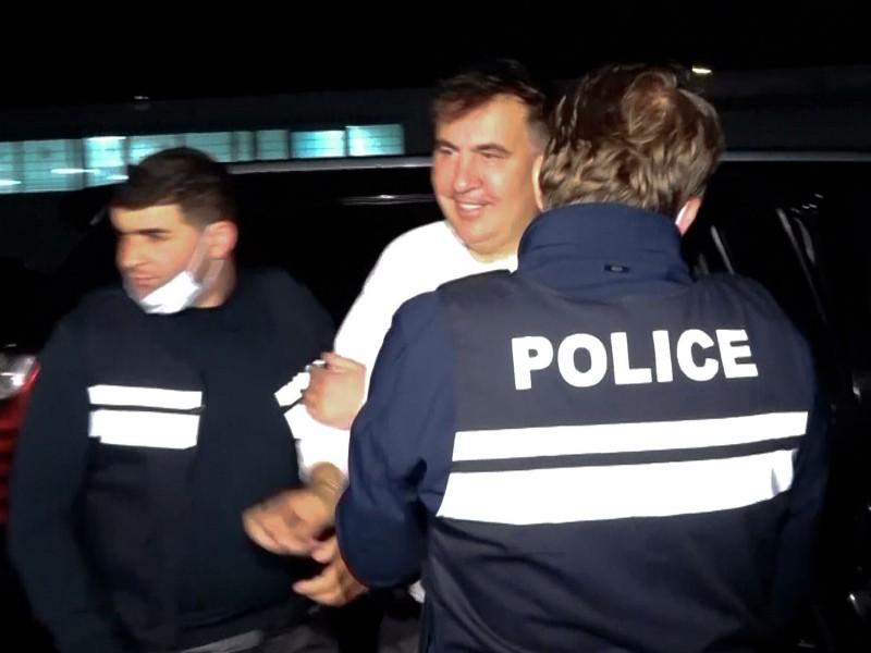 Грузияда қамалган Саакашвили қачон Украинага қайтиши мумкинлиги айтилди