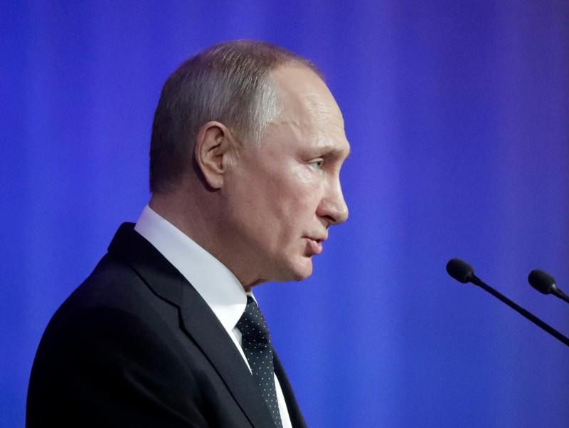 Путин АҚШнинг катта хатосини айтди