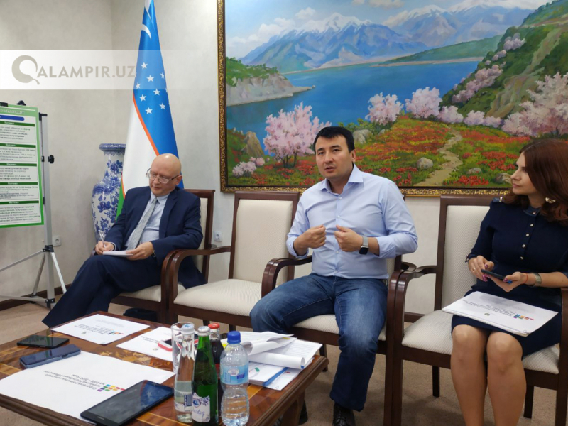 Жамшид Ходжаев: Таъсир кўрсатолмаётганим сабаби ичимда аламим бор