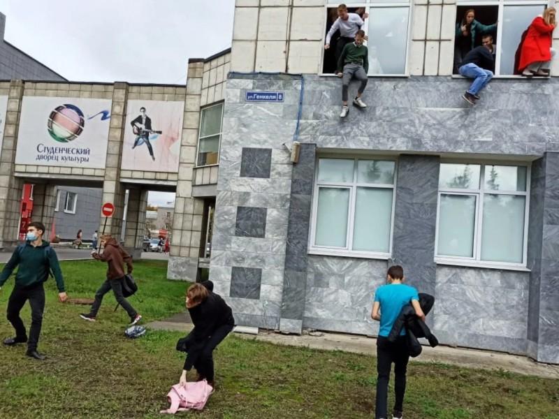 Perm universitetidagi otishmada o'zbekistonliklar jabrlanmadi – TIV