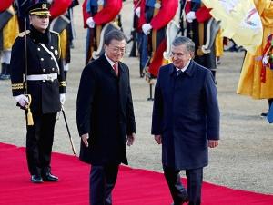 Жанубий Корея Президенти Ўзбекистонга келяпти