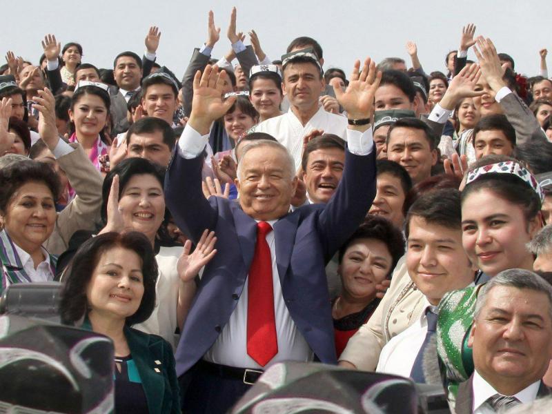 Karimov davrida inson huquqlari bormidi?