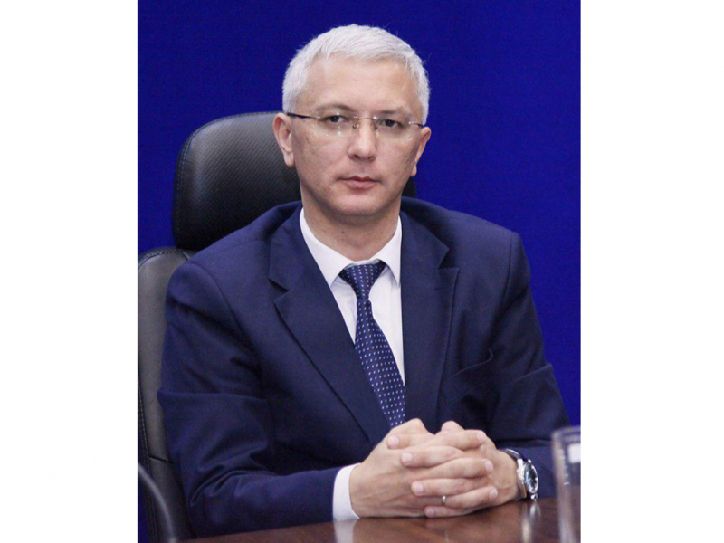 Рустам Азимовга биринчи ўринбосар тайинланди