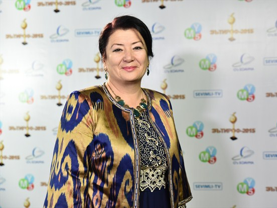 Aktrisa Gulbahor Yo'ldosheva vafot etdi