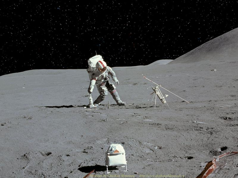 NASA 10 yil ichida Oyga ilk ayolni yuborishni rejalashtirmoqda