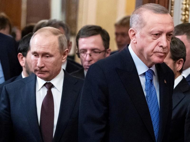 """""""Уни тушуниш мумкин"""". Путин Эрдўғанга жавоб қайтарди"""