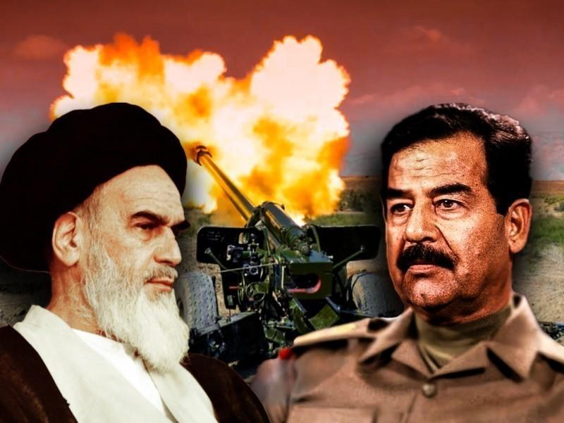 """Saddamning Humayniyga """"tushirgan mushti"""" yoxud Eron-Iroq urushiga nima sabab bo'lgan?"""