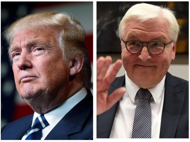 Европа учун бахтли воқеа – Штайнмайер Трампнинг мағлубиятини олқишлади