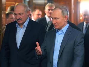 Путин ва Лукашенко муросага келди
