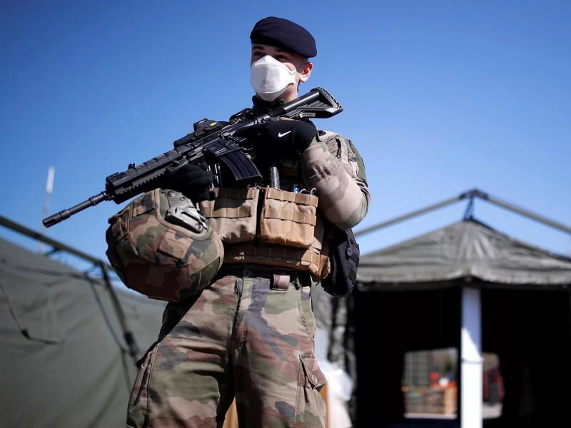 НАТО коронавируснинг иккинчи тўлқинига қарши тайёргарлик бошлади