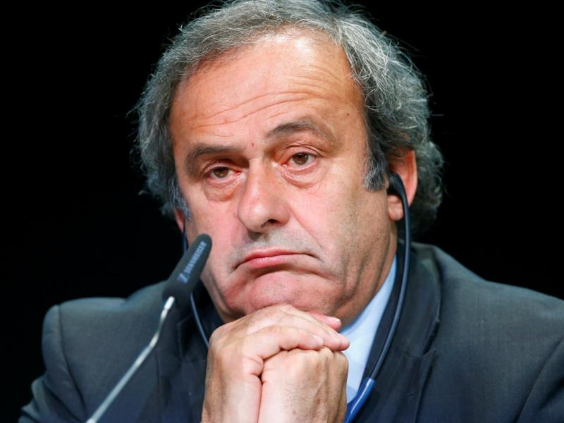 УЕФА собиқ президенти Мишель Платини ҳибсга олинди