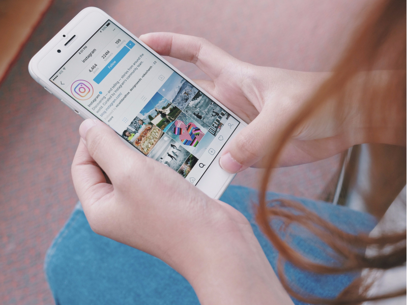 Instagram'да янги функция пайдо бўлди