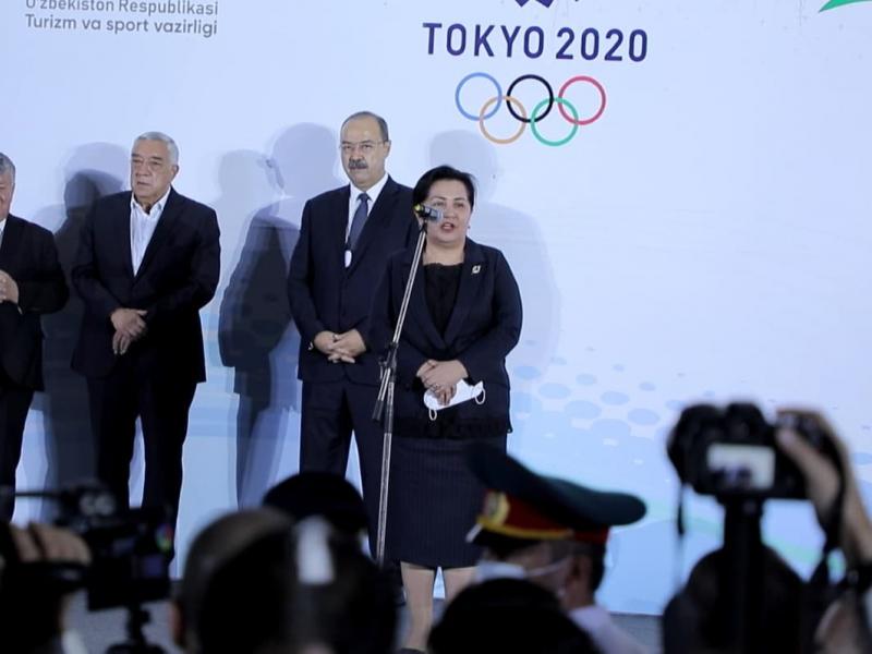 Президентимиз спортчиларнинг ҳар бир чиқишини кузатиб борди — Танзила Норбоева