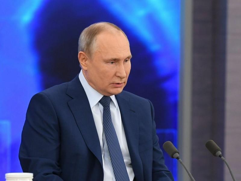 Кимгадир қарши дўст бўлиш ёмон – Путин AUKUS блоки тузилганига муносабат билдирди
