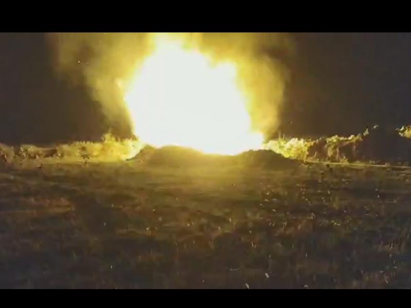 Андижонда янги газ кони очилди (видео)