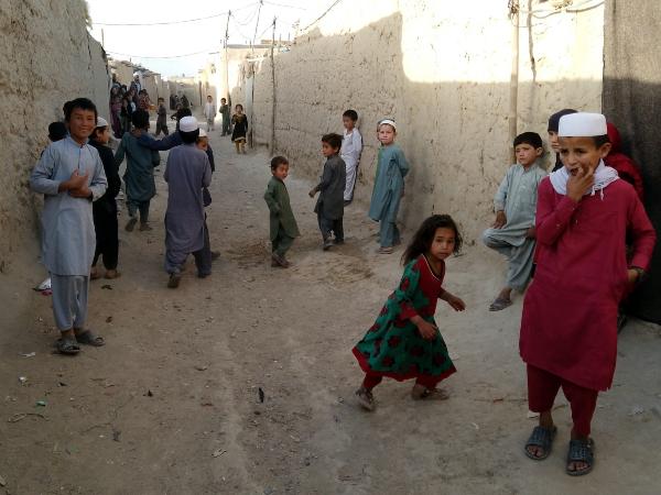 AQSH Afg'onistonga 266 mln dollarlik yordam ko'rsatadi
