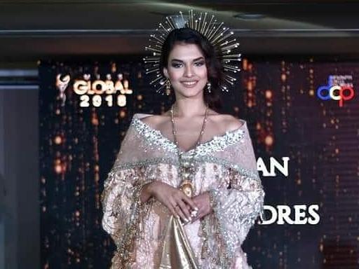 "Ўзбекистонлик қиз ""Miss Global International-2018"" ғолиби бўлди"