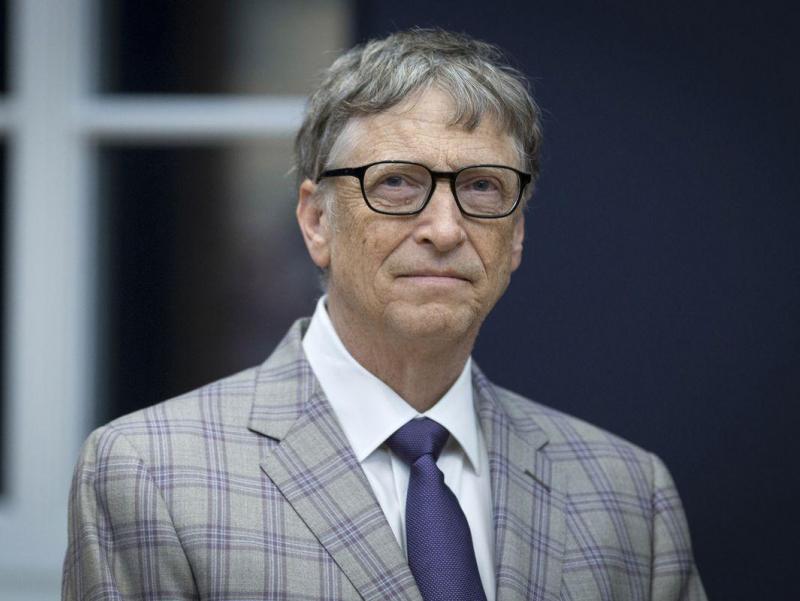 Билл Гейтс вакцина ишлаб чиқариш учун жуда катта сармоя киритди