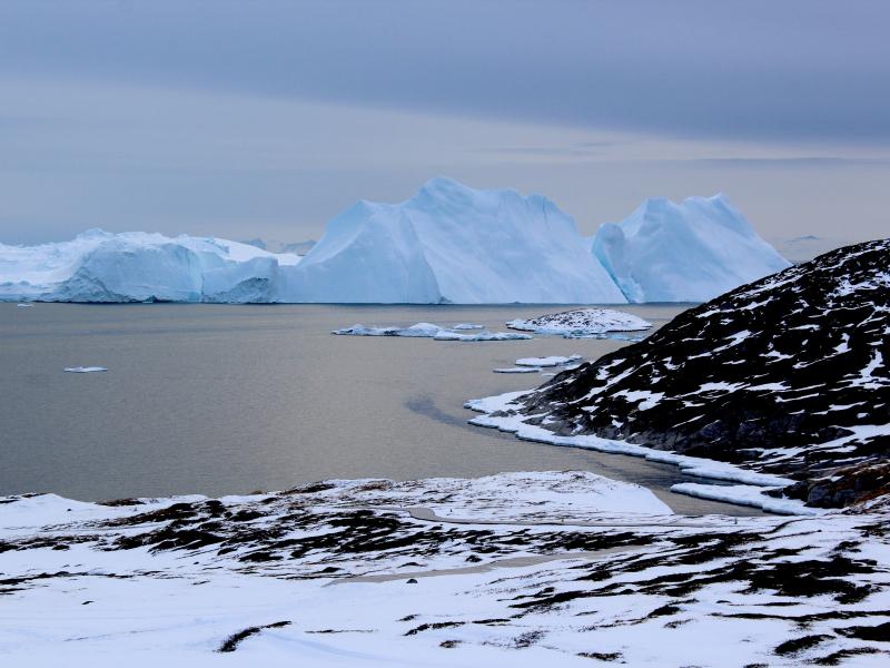 Гренландияда 2 кунда 16 миллиард тонна муз эриди. Бу қандай хавфдан дарак? (видео)