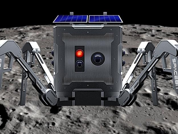 2021 yil oxirida Oyga o'rgimchak robot jo'natiladi