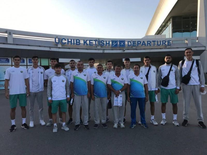 Волейбол: Ўзбекистон 12 йиллик танаффусдан сўнг Осиё чемпионатида иштирок этади