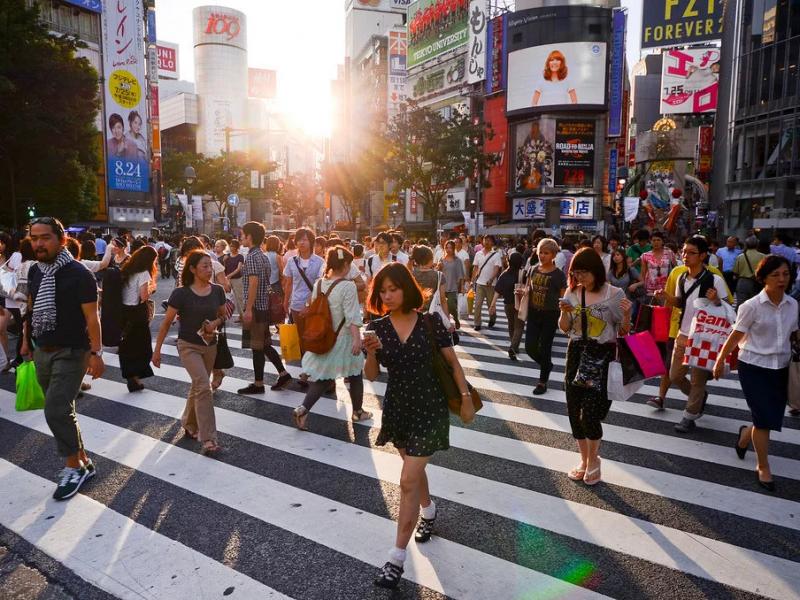 Токио аҳолиси 14 миллионга етди