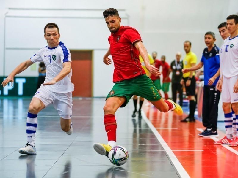 Litva-2021. O'zbekiston futzalchilari Rossiyaga qarshi o'ynaydi
