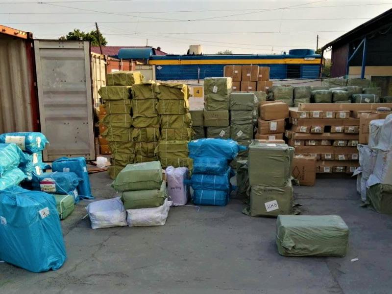 1,6 млрд сўмлик ноқонуний товарлар божхонадан ўтмай қолди