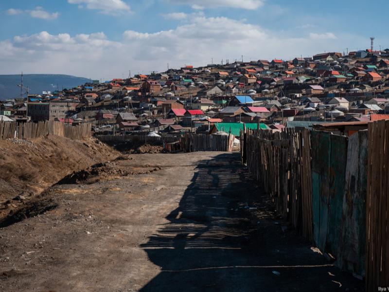 Mongoliyada kuchli yer silkinishi bo'ldi