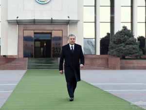 Шавкат Мирзиёев Туркияга жўнаб кетди