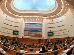 Зафар Рўзиев, Русланбек Давлетов Сенатда ҳисобот берадилар