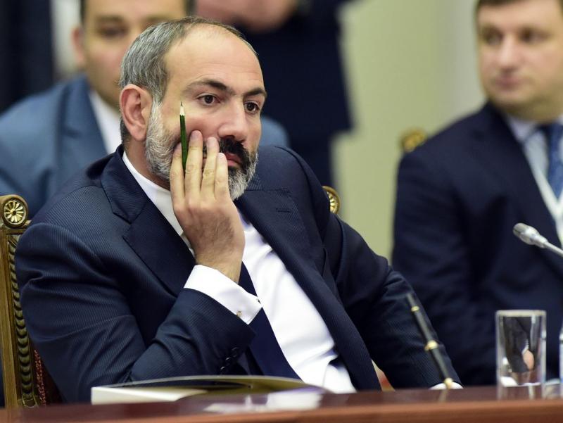 Пашинян ниятига етолмади