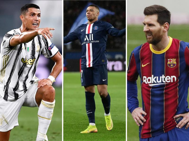 Messi 30 talikda, Ronaldu 100 talikda ham yo'q — yangilangan transfer narxlari e'lon qilindi
