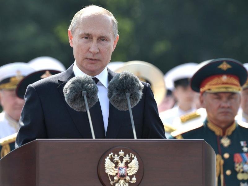 Rossiya har qanday dushmanni aniqlash va qaqshatqich zarba berishga qodir — Putin