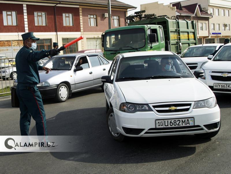 Ruxsatnoma stikerisiz avtomobil boshqarganlarga qanday jazo chorasi ko'riladi?